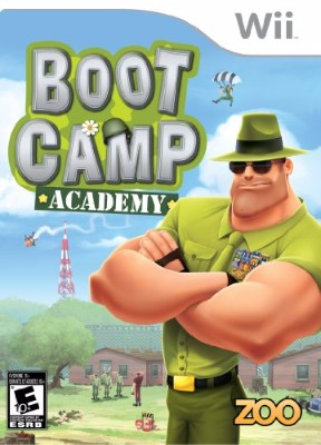Boot Camp Cover Art
