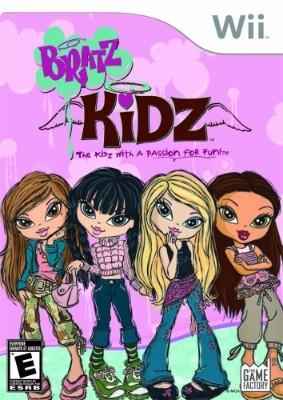 Bratz Kidz Cover Art