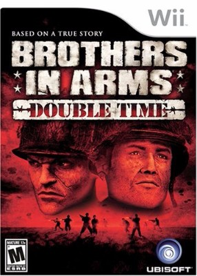 Brothers in Arms: Double Time Cover Art