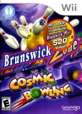 Brunswick Cosmic Bowling Cover Art