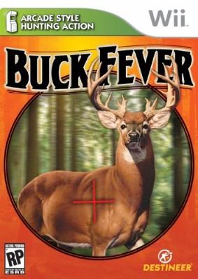Buck Fever Cover Art
