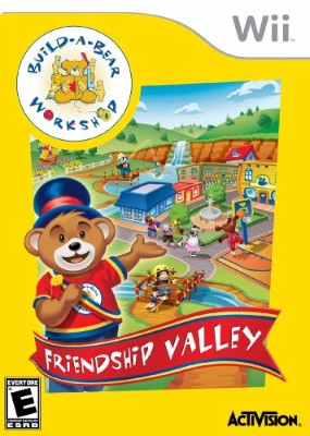Build-A-Bear Workshop: Friendship Valley Cover Art