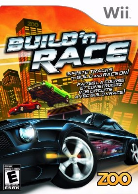 Build 'N Race Cover Art