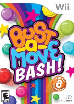 Bust-A-Move Bash Cover Art