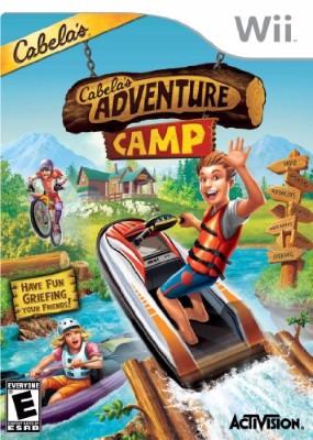Cabela's Adventure Camp Cover Art
