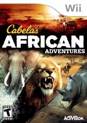 Cabela's African Adventures Cover Art