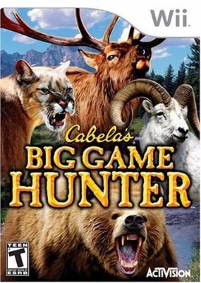 Cabela's Big Game Hunter 2008 Cover Art
