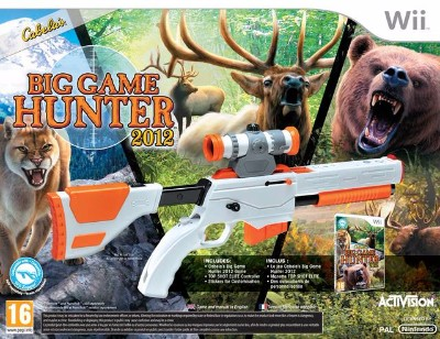Cabela's Big Game Hunter 2012 [Gun Bundle] Cover Art