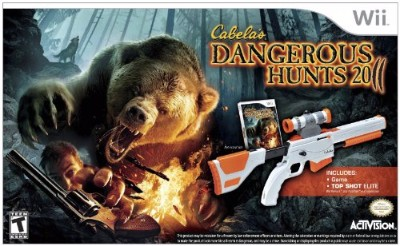 Cabela's Dangerous Hunts 2011 [Bundle] Cover Art