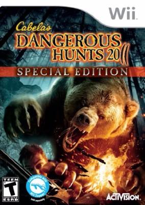 Cabela's Dangerous Hunts 2011 [Special Edition] Cover Art