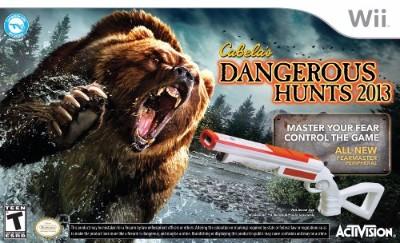 Cabela's Dangerous Hunts 2013 [Bundle] Cover Art