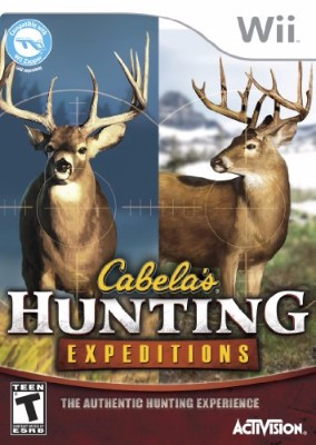 Cabela's Hunting Expedition [Bundle] Cover Art