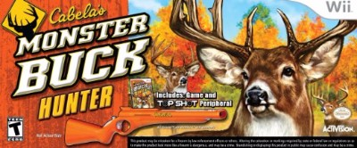 Cabela's Monster Buck Hunter [Gun Bundle] Cover Art