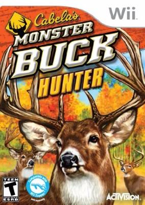 Cabela's Monster Buck Hunter Cover Art