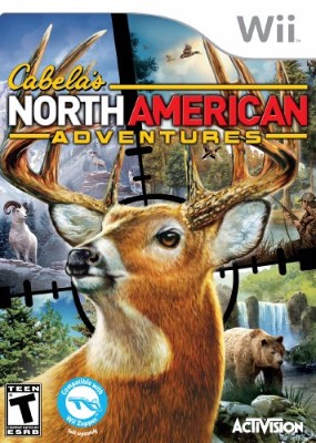 Cabela's North American Adventures 2011 Cover Art