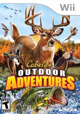 Cabela's Outdoor Adventures 2010 Cover Art