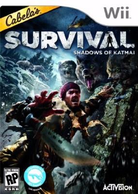 Cabela's Survival: Shadows Of Katmai Cover Art