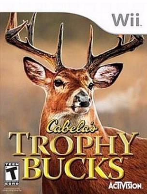 Cabela's Trophy Bucks Cover Art