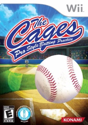 Cages: Pro Style Batting Practice Cover Art