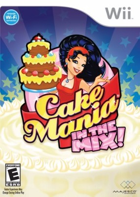 Cake Mania: In The Mix Cover Art