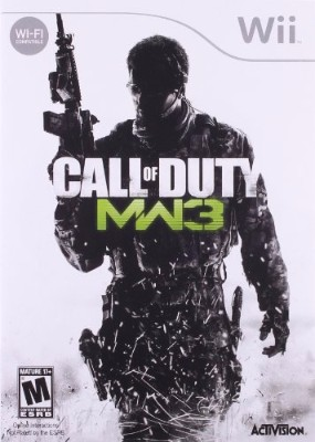 Call of Duty: Modern Warfare 3 Cover Art