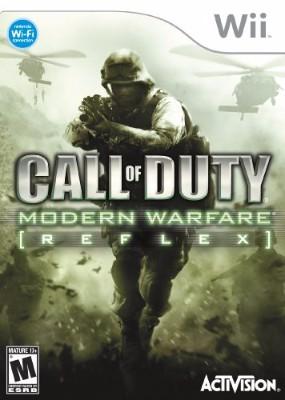Call of Duty: Modern Warfare [Reflex Edition] Cover Art