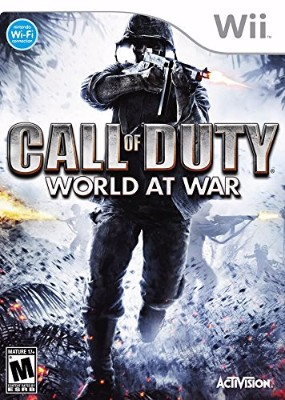 Call of Duty: World at War Cover Art