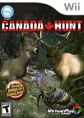 Canada Hunt Cover Art