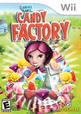 Candace Kane's Candy Factory Cover Art