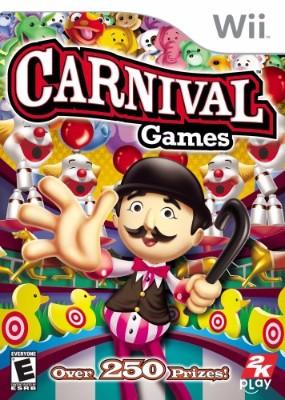 Carnival Games Cover Art