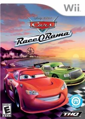 Cars Race-O-Rama Cover Art