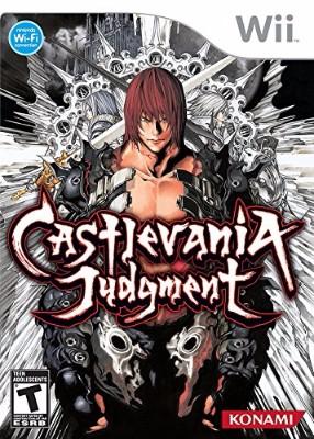 Castlevania Judgment Cover Art