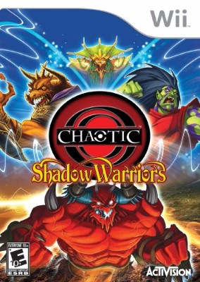 Chaotic: Shadow Warriors Cover Art