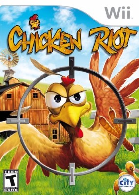 Chicken Riot Cover Art