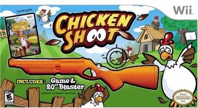 Chicken Shoot [Bundle] Cover Art
