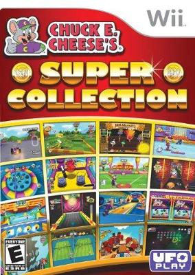 Chuck E. Cheese's Super Collection Cover Art