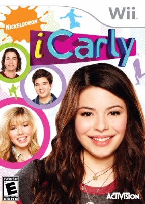 iCarly Cover Art
