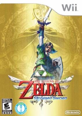 Legend of Zelda: Skyward Sword Value / Price | Wii