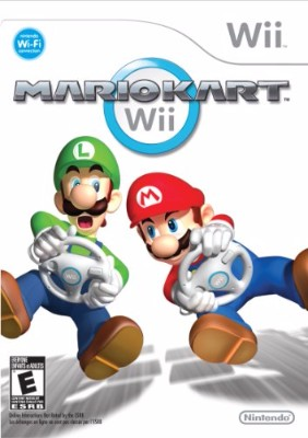 box cover art for Mario Kart Wii