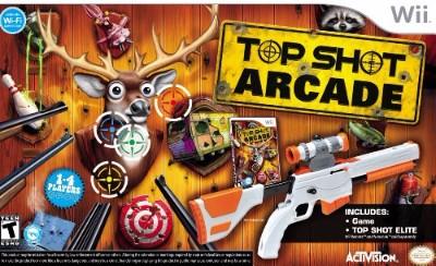 Top Shot Arcade Bundle Value Price Wii