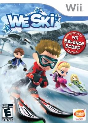 We Ski Cover Art