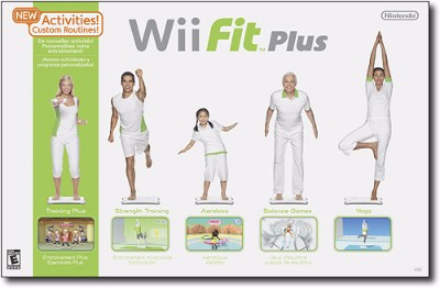Wii Fit Plus [Balance Board Bundle] Cover Art