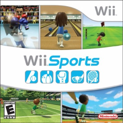 box cover art for Wii Sports