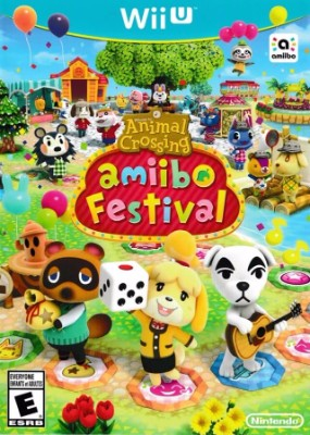 Animal Crossing: Amiibo Festival [Bundle] Cover Art