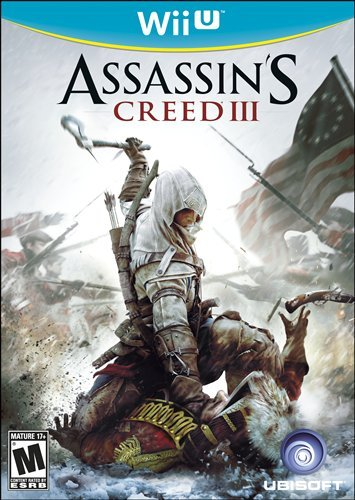 Assassin's Creed III Cover Art