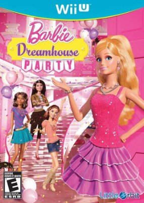 Barbie: Dreamhouse Party Cover Art