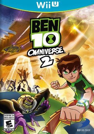 Ben 10: Omniverse 2 Cover Art