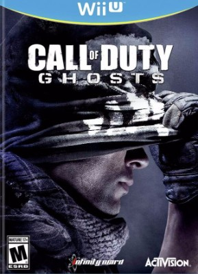 Call of Duty: Ghosts Cover Art