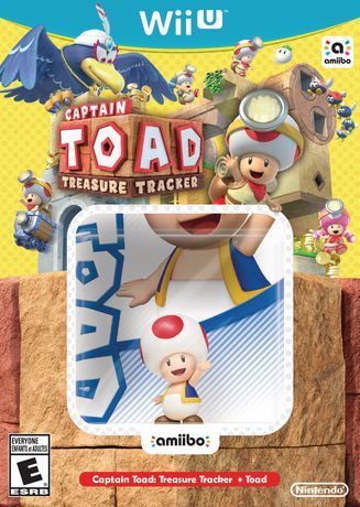 Captain Toad: Treasure Tracker [Amiibo Bundle]