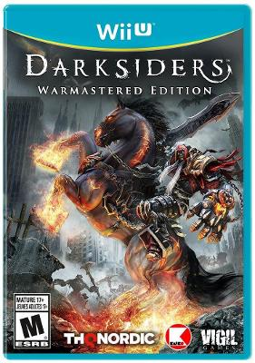Darksiders: Warmastered Edition Cover Art